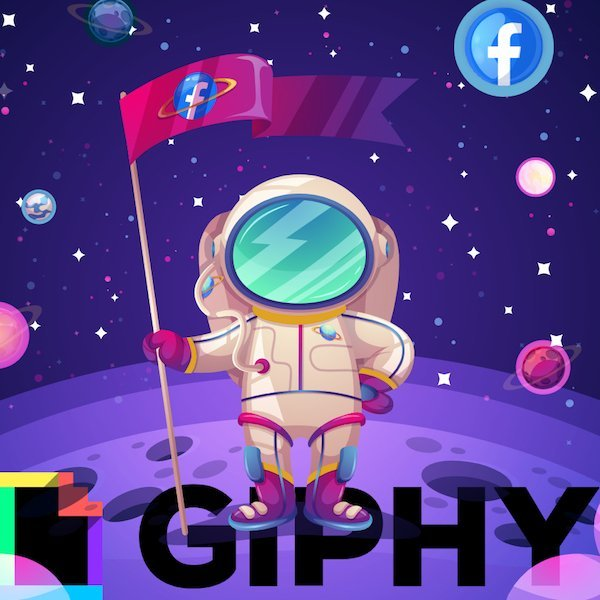 GIPHY acquistato da Facebook: costi e potenzialità